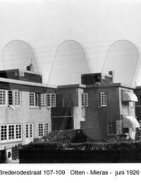 Brederodestraat 107-109, Otten - Mieras, juni 1926