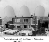 Brederodestraat 167-169, Mumm - Sterrenburg, December 1927