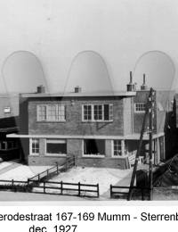 Brederodestraat 167-169, Mumm - Sterrenburg, December 1927