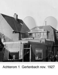 Achterom 1, Gertenbach, November 1927
