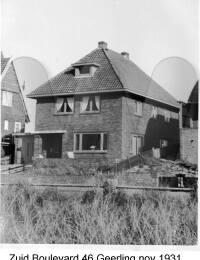 Zuid Boulevard 46, Geerling, November 1931