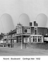 Noord - Bouelvard , Gerlings, Februari 1932