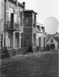 Heemskerkstraat 2 November 1916., Fam. de Vries