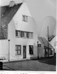 Schelpenplein 9, T. Paap, mei 1921