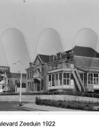 Zuid-Bouelevard Zeeduin 1922