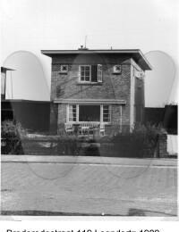 Brederodestraat 119, Leendertz, 1929